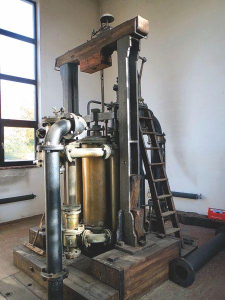 Reichenbachsche Wassersäulenmaschine